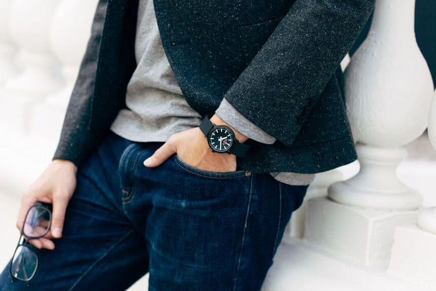 En mans guide till stilrena klockor