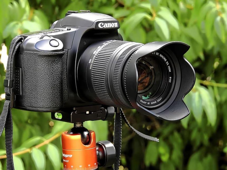 Köpa kamera