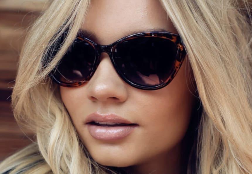 Solglasögon på nätet